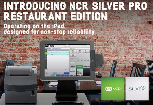 NCR Silver Pro software