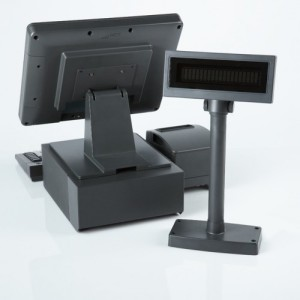 NCR POS customer displays - Touchpoint Hospitality