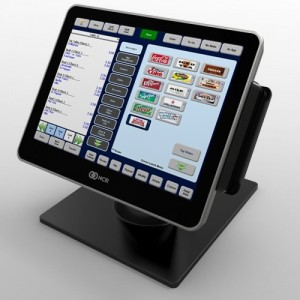 NCR POS terminals with biometric readers