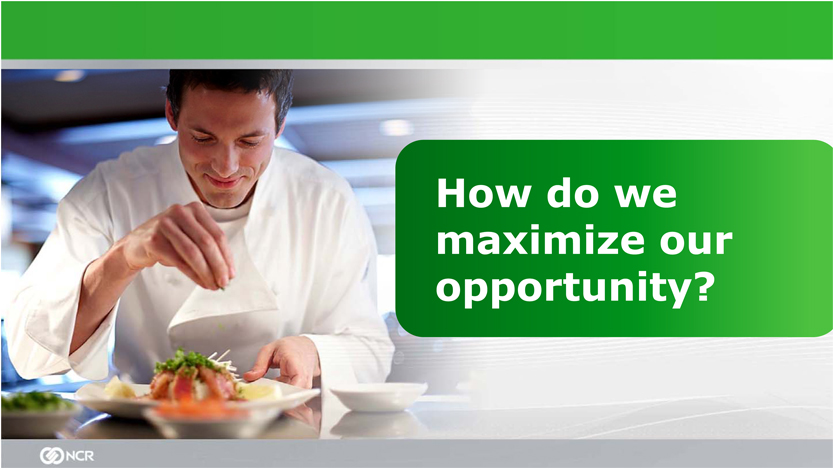 Restaurant management consulting services